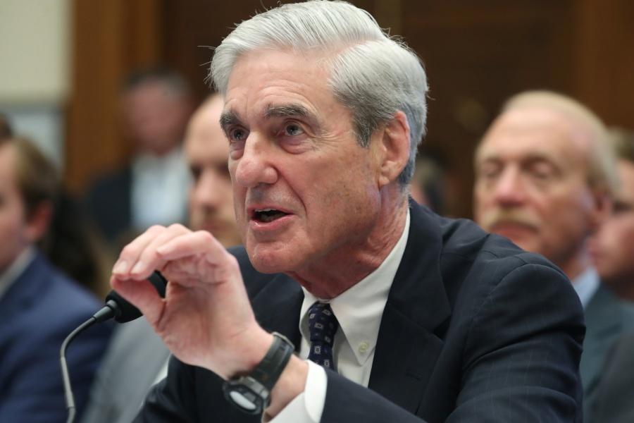 Robert Mueller, defiende su investigación de la trama rusa ante el Congreso