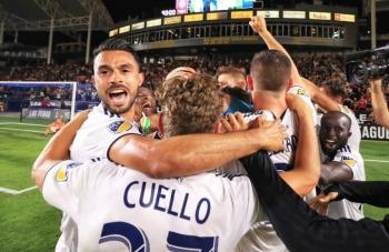 Galaxy vence en penales a Xolos y avanza en la Leagues Cup