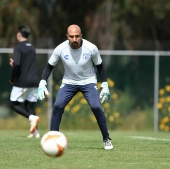 'El Conejo' Pérez regresa a Cruz Azul
