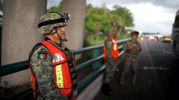 Preocupa a CIDH militarización de fronteras mexicanas