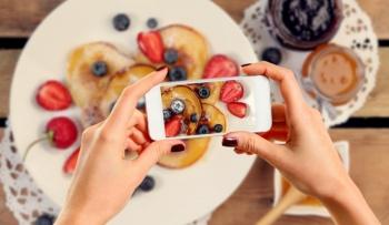 Inteligencia artificial en smartphones nos ayuda a comer más sano