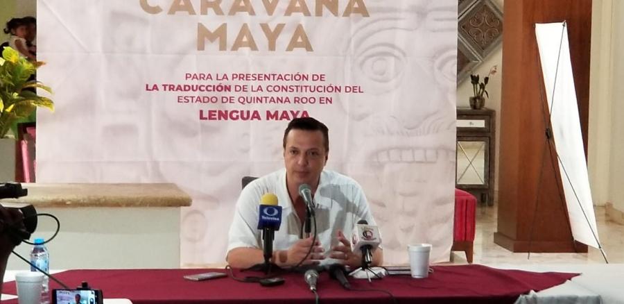 Difunden contenido de la Constitución en comunidades indígenas de Quintana Roo