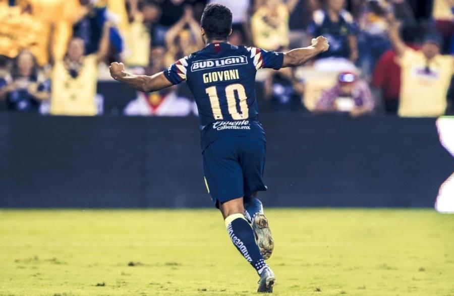 "Giovani debuta con América y le da boleto a ""semis"" de Leagues Cup"