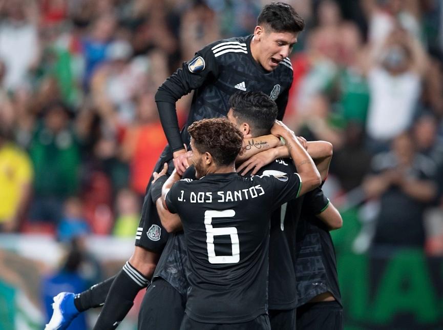 México asciende en el ranking de FIFA