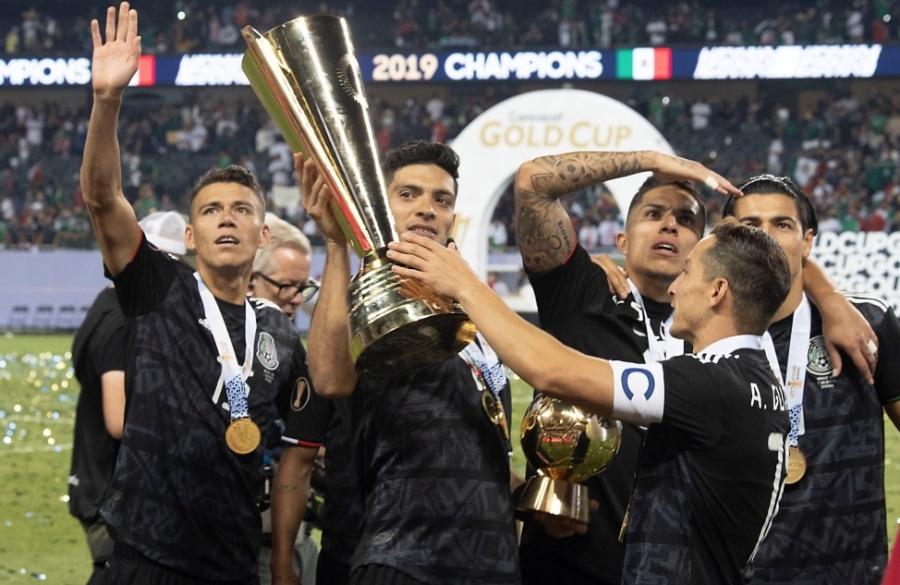 México subió seis puestos en ranking de la FIFA tras ganar Copa Oro