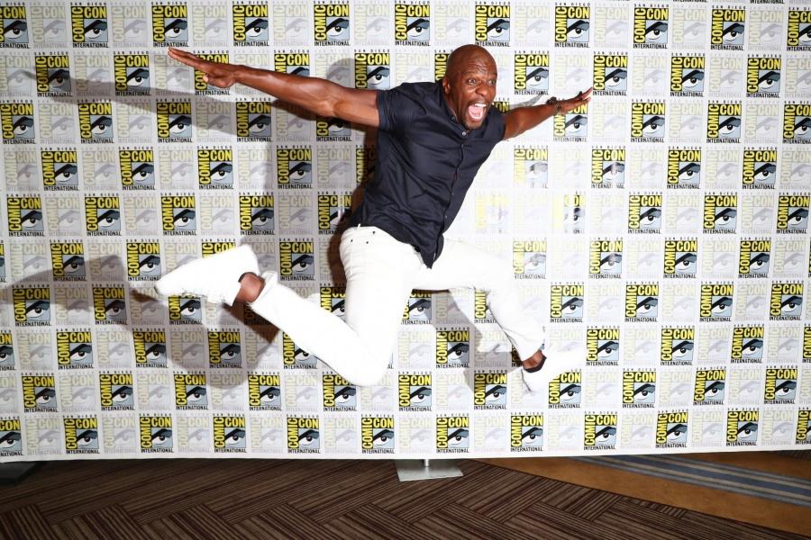 Terry Crews podría convertirse en He-Man en pro de la diversidad étnica