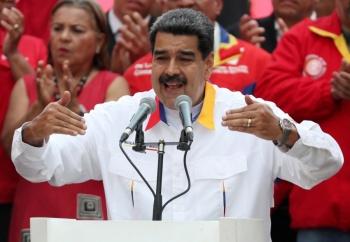 EU sanciona a hijastros de Maduro por actos de soborno