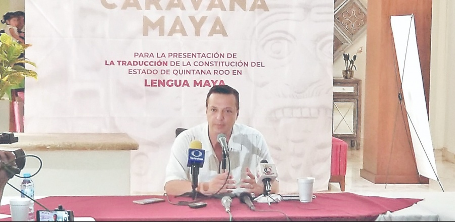 Traducen constitución de Qroo para Mayas