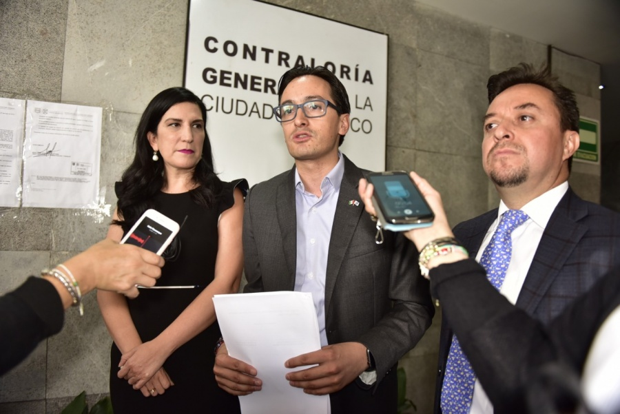 Caso Arts pone en duda credibilidad del Gobierno capitalino, acusa PAN