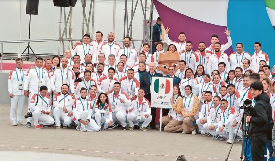 Inauguran la edición 18 de la justa; México persigue al actual Rey, EU