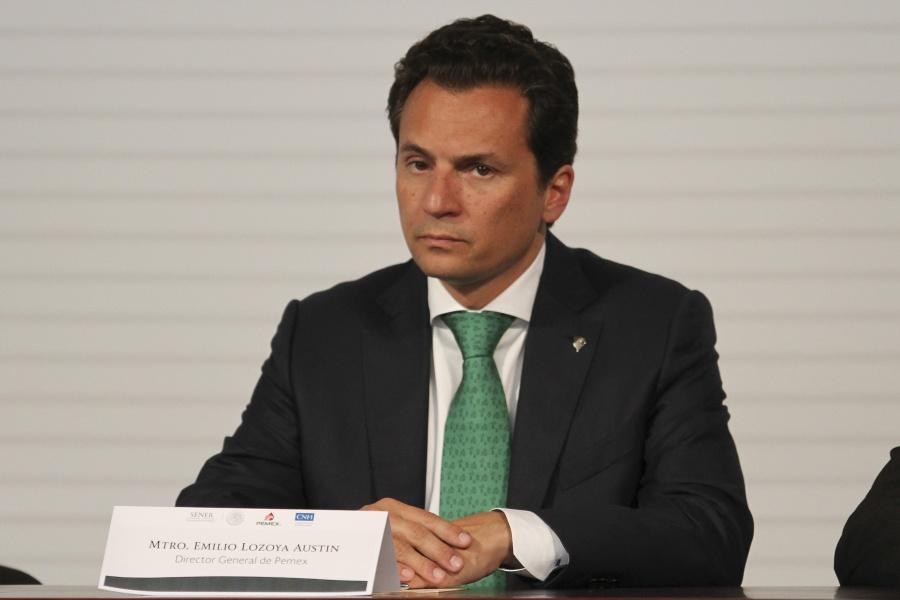 Lozoya revelará pruebas de involucrados en saqueo de Pemex: Javier Coello