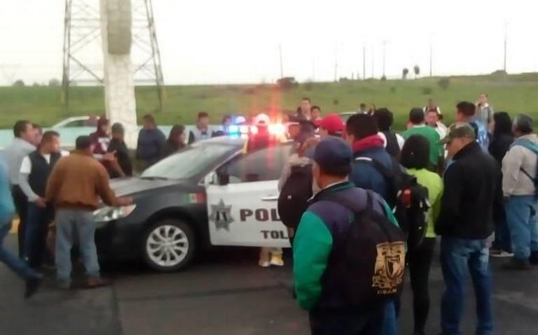 VIDEO: Abuelita cachetea a presunta asaltante en el Edomex
