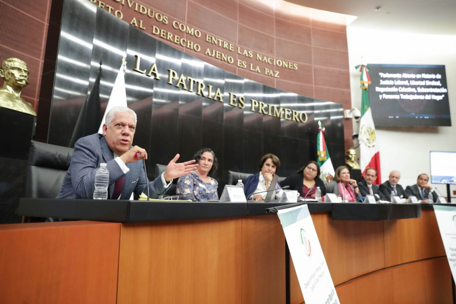 Demandan legisladores y expertos regular esquemas de subcontratación