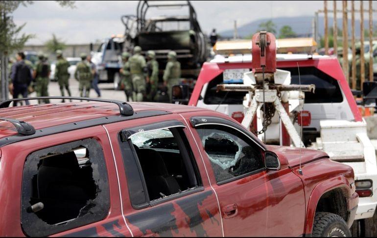 Libera Guardia Nacional a personal de PEMEX que se encontraba retenido en Tepeaca, Puebla