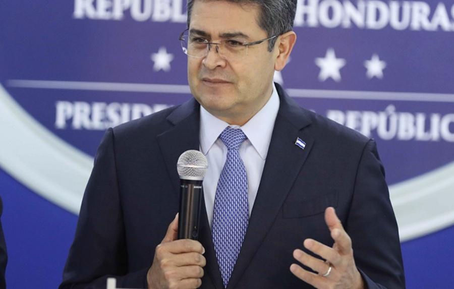 En el encuentro con AMLO abordaré temas migratorios, dice Presidente de Honduras