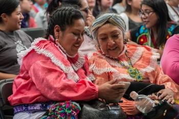 Presentan red para erradicar violencia contra mujeres indígenas
