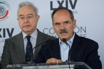 Preocupante, el embate contra órganos autónomos: Madero Muñoz