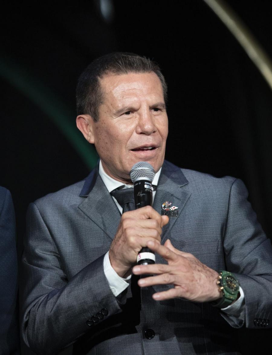 Este es el exclusivo reloj que le robaron a Julio César Chávez