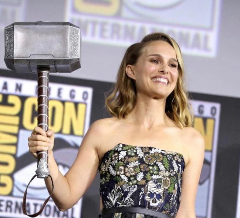 Así convencieron a Natalie Portman de volver al MCU