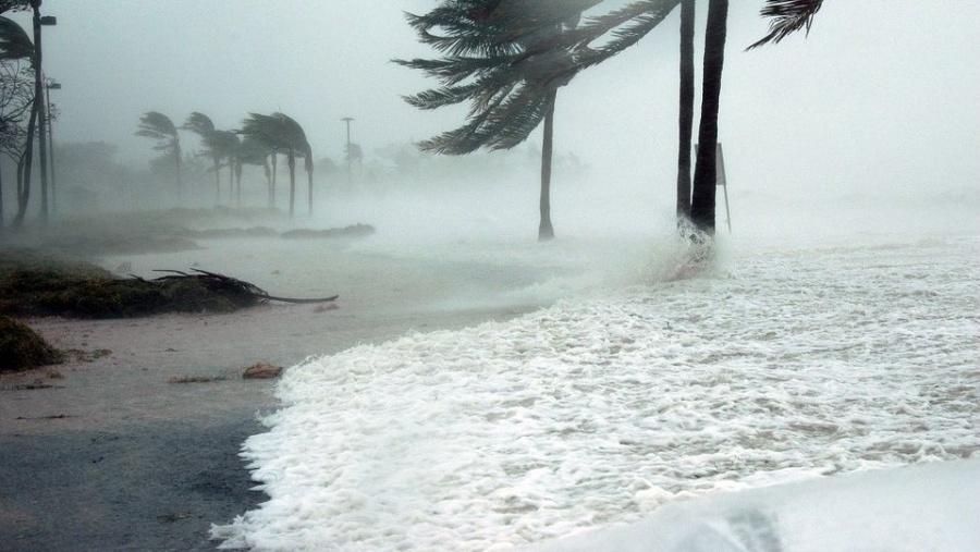 ¡Alerta! Erich, el nuevo huracán del Océano Pacífico