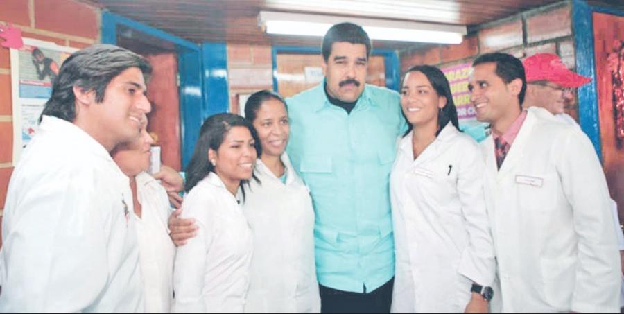 Cuba controla de hospitales a cuarteles en Venezuela