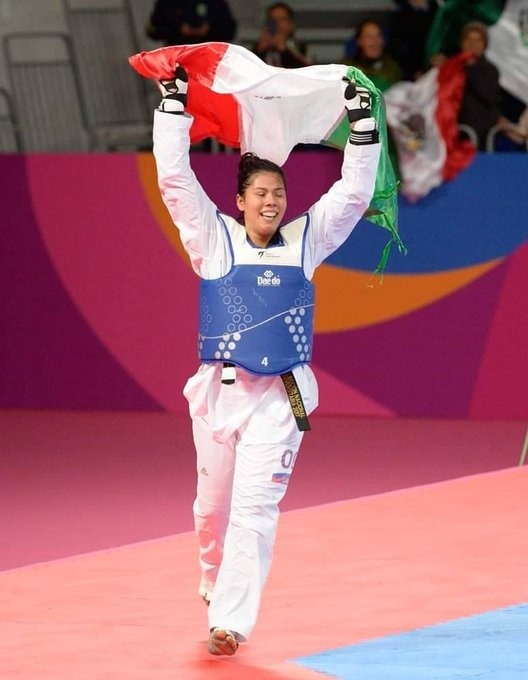 Briseida Acosta se consagra campeona panamericana