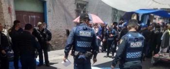 Balacera en Tepito deja dos muertos, PGJCDMX investiga