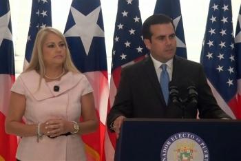 Sucesora de Rosselló rechaza gobernar Puerto Rico