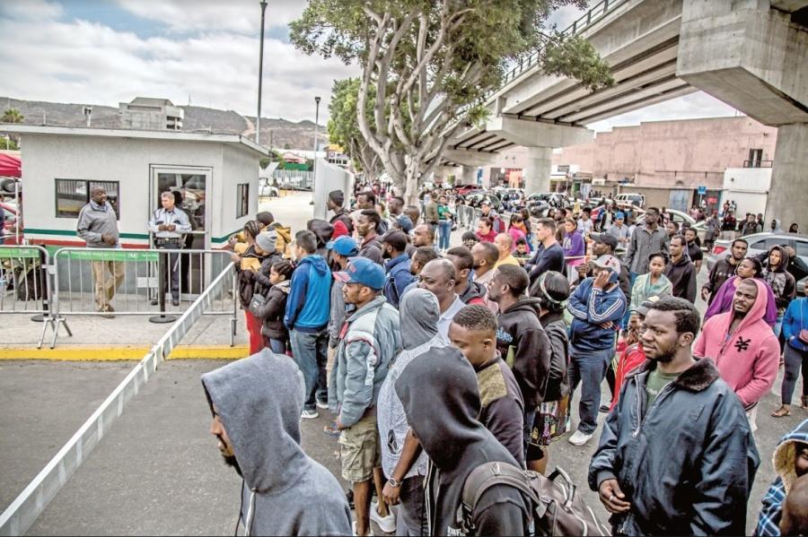 …E incrementa 65 por ciento el arresto de ilegales