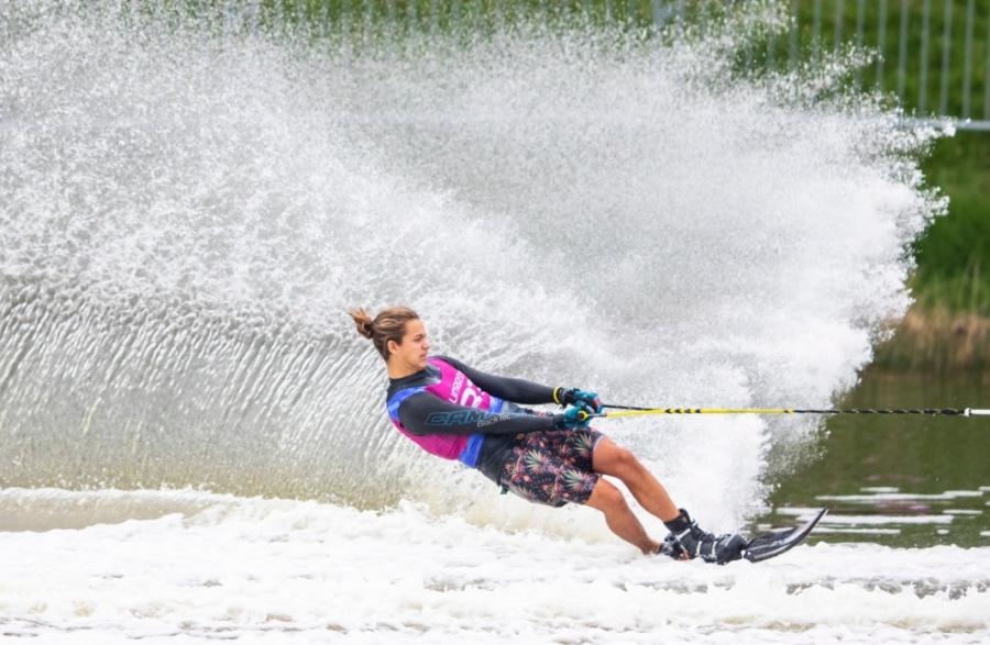 Esquí acuático, canotaje y taekwondo se llevan oros