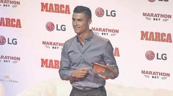 Premian a CR7 y piden su regreso al Madrid