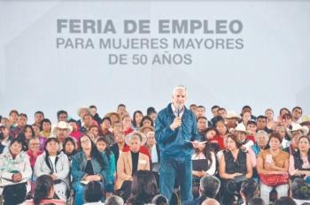 Edoméx coloca a 21 mil personas en empleos
