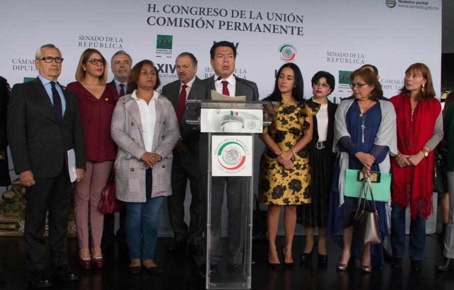 Se buscará acelerar juicio político contra Rosario Robles: Mario Delgado