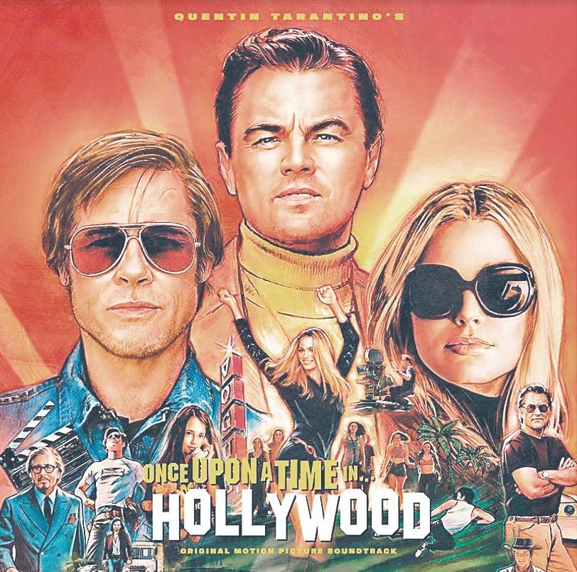 Con 31 canciones, Tarantino recrea los 60 en Érase Una Vez En... Hollywood
