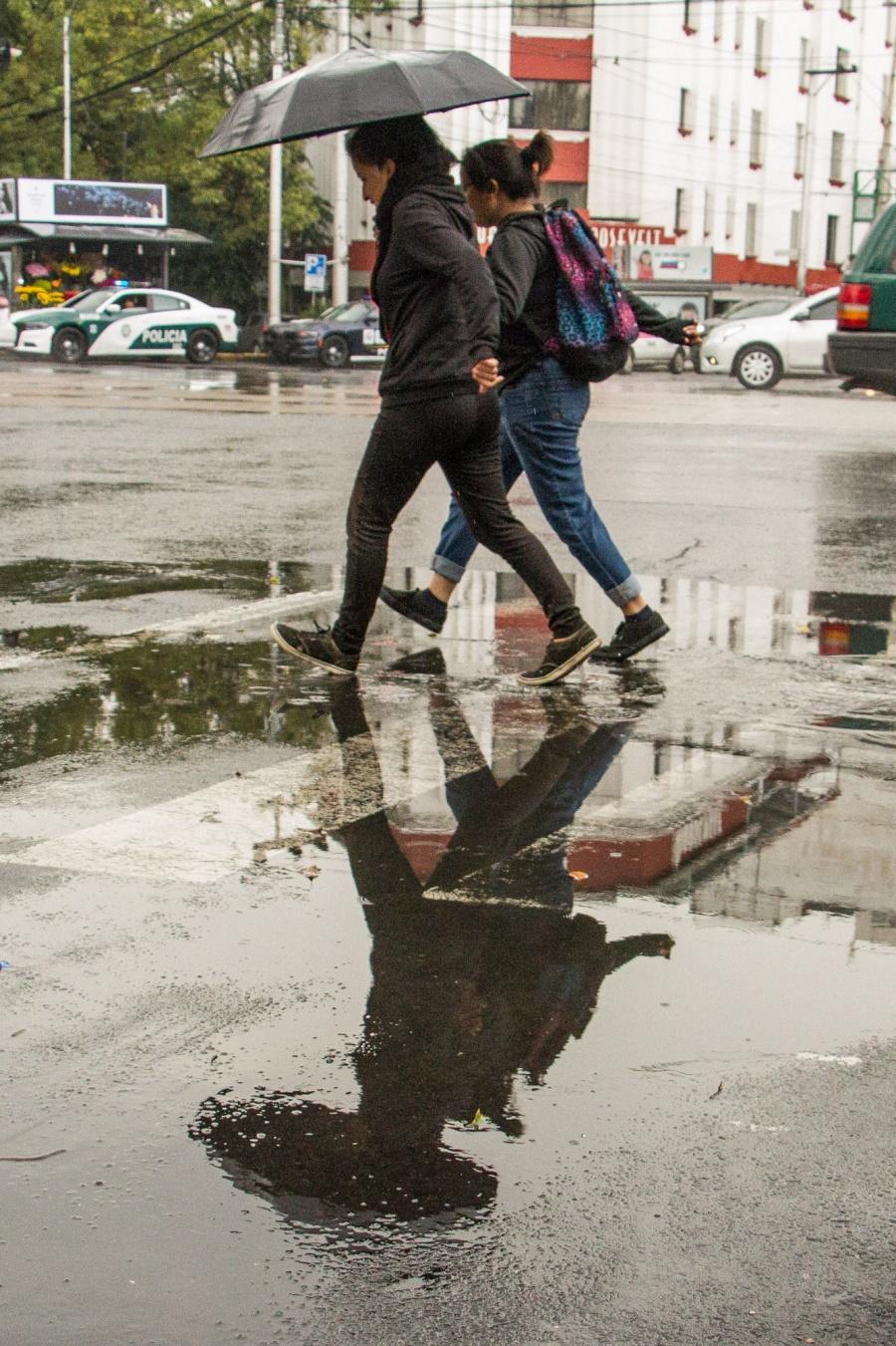 Activan Alerta Amarilla en ocho Alcaldías por presencia de tormentas