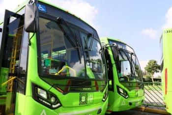 Estrenan 18 autobuses RTP con cámaras y GPS en la CDMX