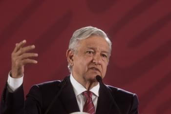 Afirma López Obrador que en su Gobierno no se persigue ni a los que le robaron la Presidencia en 2006