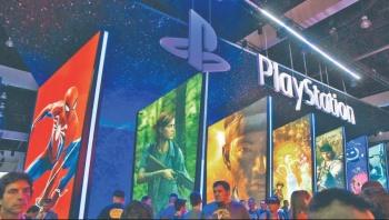 Sony vende más telefonía, que videojuegos