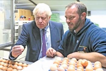 Brexit duro de Boris Johnson tira moneda local en mercados
