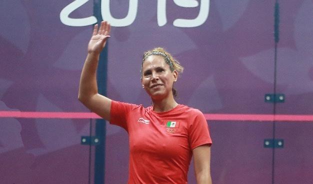 Lima 2019: Samantha Terán se despide con bronce en squash tras 20 años
