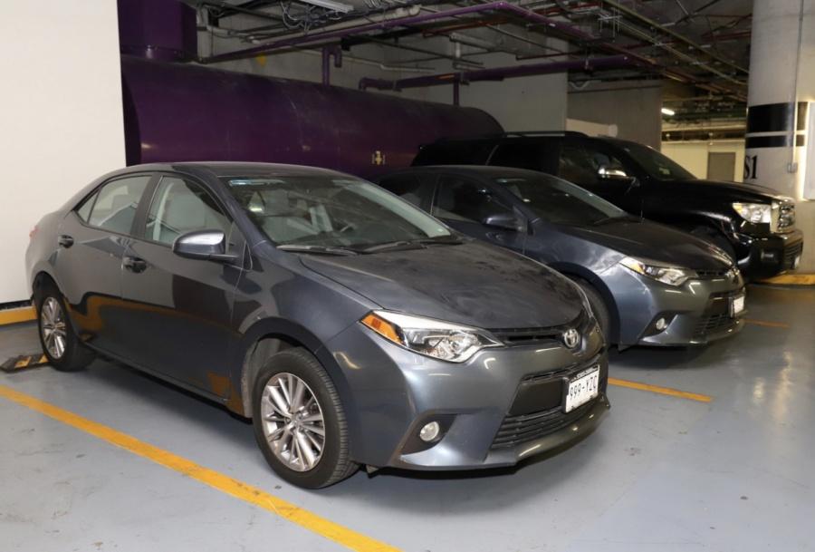Este jueves, inicia la subasta de vehículos propiedad del Senado