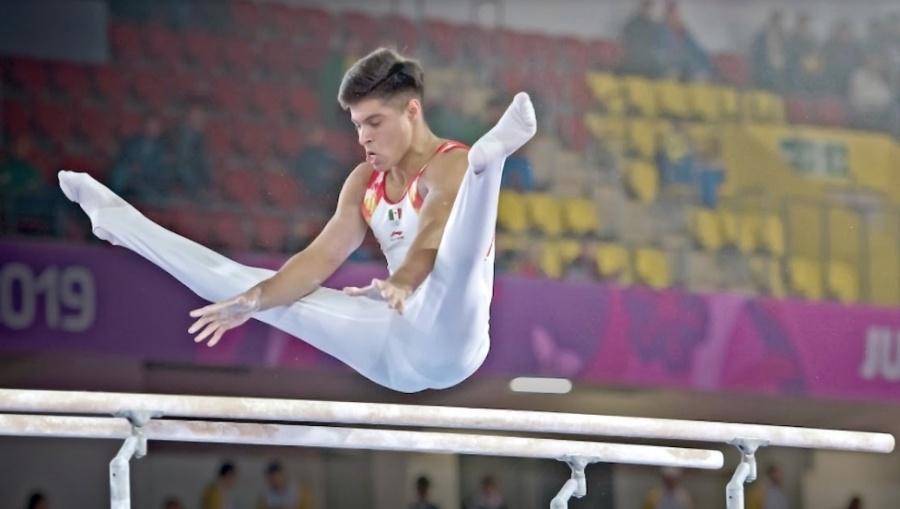 México suma dos oros históricos en gimnasia artística