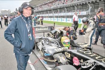 Fittipaldi viene a México con la Fórmula 4