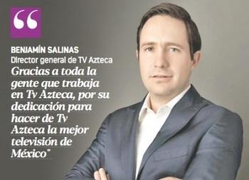 Tv Azteca es la segunda mayor productora de contenidos en AL
