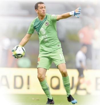 Después de 4 años en México, Marchesín firma con el Porto