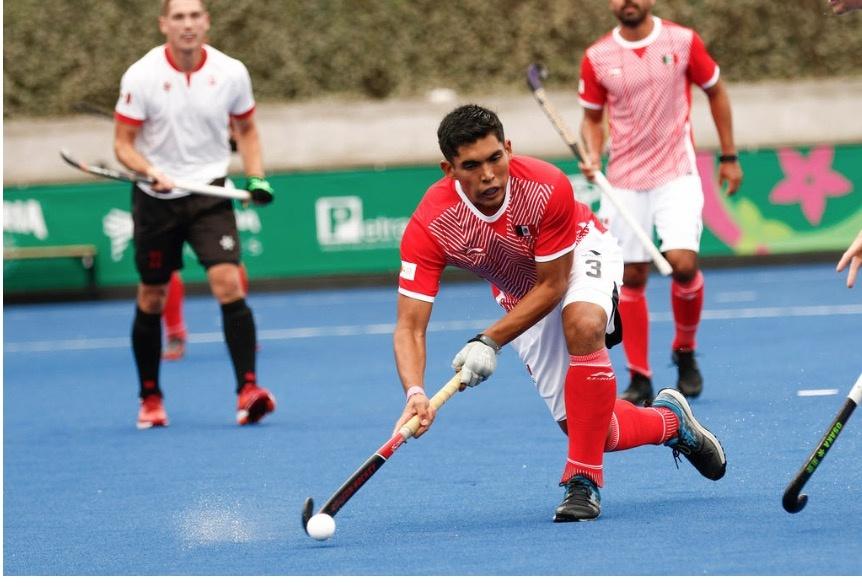 Hockey varonil aplasta a Perú y van por medalla