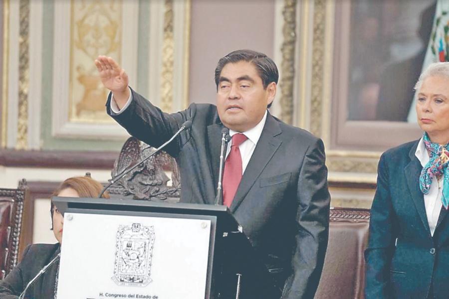 Ofrece Barbosa reconciliación en Puebla y va por la equidad