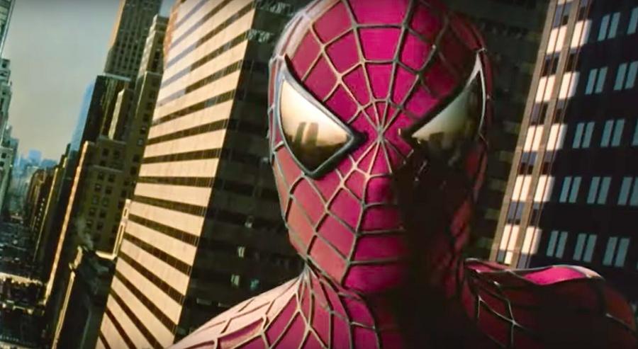 """Después de 18 años, revelan en HD tráiler censurado de """"Spider-Man"""""""