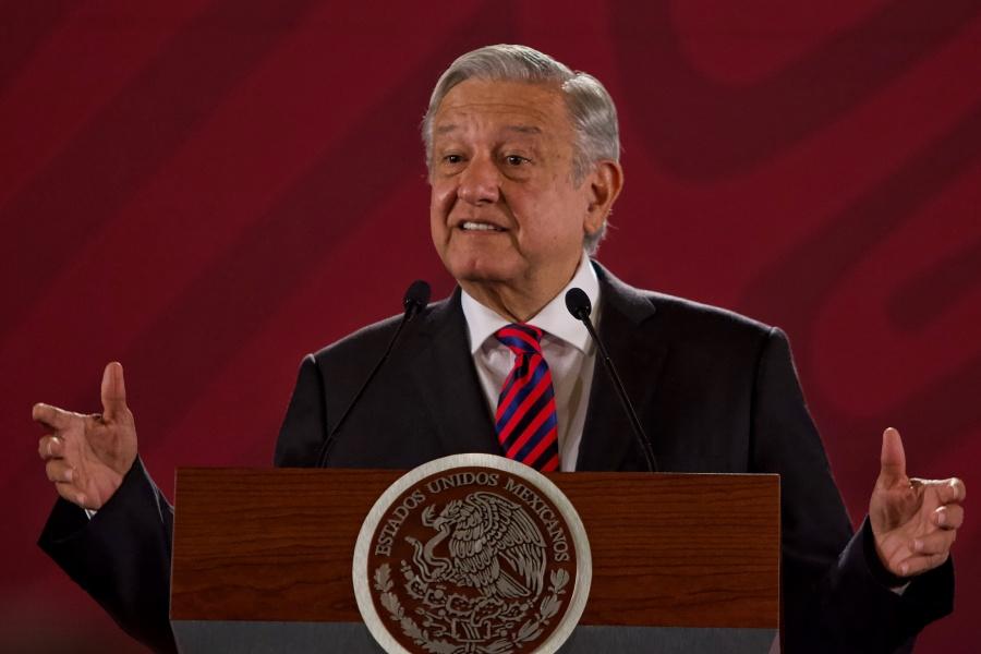 Detención del periodista Humberto Padgett se debió a que se metió a grabar a Santa Lucía sin permiso: AMLO