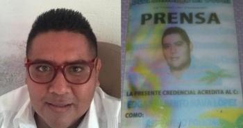 Asesinan en Guerrero al periodista Edgar Nava